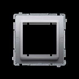 Adapter przejściówka na osprzęt standardu 45×45 mm inox, metalizowany-254298