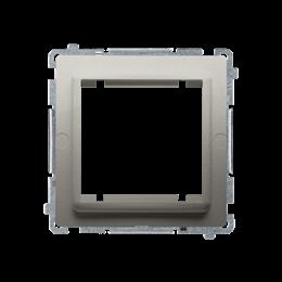 Adapter przejściówka na osprzęt standardu 45×45 mm satynowy, metalizowany-254299