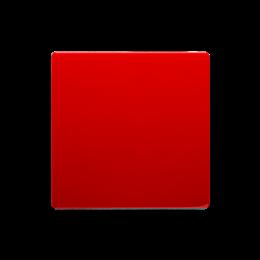 Klawisz pojedynczy do łączników i przycisków czerwony-254318