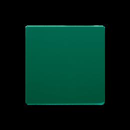 Klawisz pojedynczy do łączników i przycisków zielony-254319