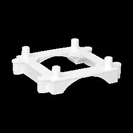 Podstawa do miniwieży ST do kanałów podłogowych DCS czysta biel-256054