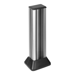 Minikolumna jednostronna ALC 336mm 4×K45 2×CIMA 2×S500 aluminium-256046