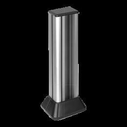 Minikolumna jednostronna ALC 741mm 10×K45 5×CIMA 5×S500 aluminium-256049