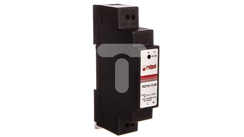 Zasilacz impulsowy 90-264V AC 12V DC 0,83A 10W RZI10-12-M 2615392-14286