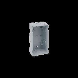 Puszka osprzętowa do gniazd CIMA do kolumn i minikolumn ALC 1×CIMA-256070