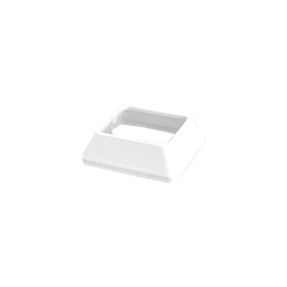 Maskownica podstawy do kolumn i minikolumn jednostronnych ALC (element zapasowy) czysta biel-256063