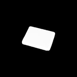 Pokrywa górna do kolumn i minikolumn dwustronnych ALC (element zapasowy) czysta biel-256067