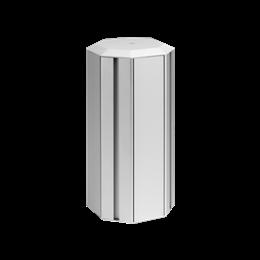 Minikolumna czterostronna ALK ośmiokątna 310mm 24×K45 aluminium-256073