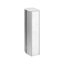 Minikolumna dwustronna ALK owalna 310mm 12×K45 aluminium-256076