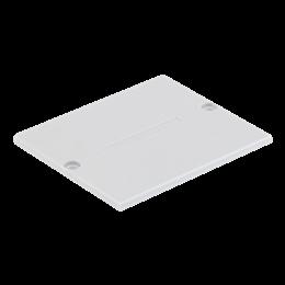 Pokrywa górna do minikolumn jednostronnych ALK (element zapasowy) szary-256085