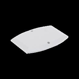 Pokrywa górna do minikolumn dwustronnych owalnych ALK (element zapasowy) szary-256086