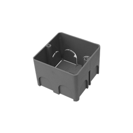 Puszka osprzętowa do kolumn do osprzętu podtynkowego ALC-256106