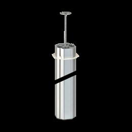 Kolumna czterostronna ALK 3m aluminium-256092