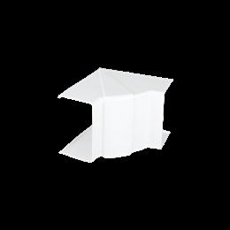 Regulowany kąt wewnętrzny CABLOPLUS 130×55mm czysta biel-256124