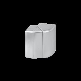 Regulowany kąt zewnętrzny CABLOPLUS 90×55mm aluminium-256135