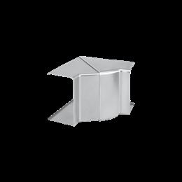 Regulowany kąt wewnętrzny CABLOPLUS 90×55mm aluminium-256127