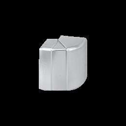 Regulowany kąt zewnętrzny CABLOPLUS 130×55mm aluminium-256136