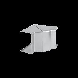 Regulowany kąt wewnętrzny CABLOPLUS 130×55mm aluminium-256128