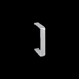 Łącznik kanału CABLOPLUS 185×55mm aluminium-256154