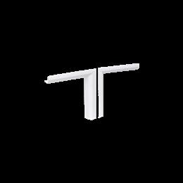 Łącznik T CABLOMAX czysta biel-256195