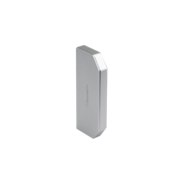 Zaślepka końcowa CABLOMAX 130×55mm aluminium-256199