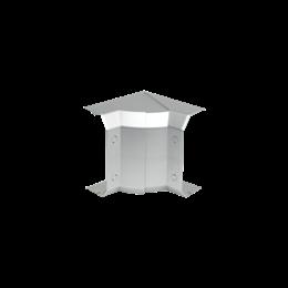 Regulowany kąt wewnętrzny CABLOMAX 170×55mm aluminium-256176