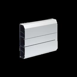 Kanał instalacyjny CABLOMAX ALU 210×55mm Ilość komór:3 aluminium IK:IK07-256189