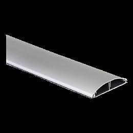 Kanał podłogowy DCS ALU 85×18mm aluminium-256226