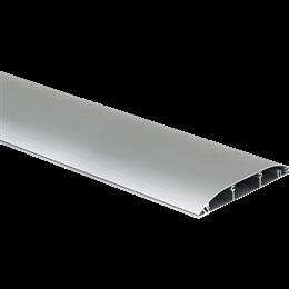 Kanał podłogowy DCS ALU 130×18mm aluminium-256227