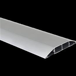 Kanał podłogowy DCS ALU 240×34mm aluminium-256228