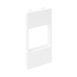 Adapter CIMA 1× K45 108×52mm czysta biel-256246
