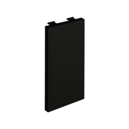 Zaślepka CIMA 108×52mm szary grafit-256586