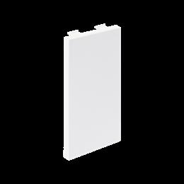 Zaślepka CIMA 108×52mm czysta biel-256588