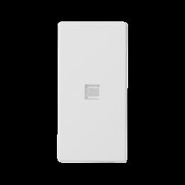 Klawisz K45 z podświetleniem kolor: biały 45×22,5mm czysta biel-256549