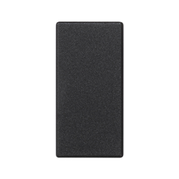 Zaślepka K45 45×22,5mm szary grafit-256571
