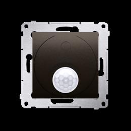 Łącznik z czujnikiem ruchu do obiektów użyteczności publicznej brąz mat, metalizowany-252726