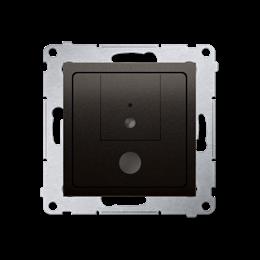 Ściemniacz dwuprzyciskowy brąz mat, metalizowany-252666