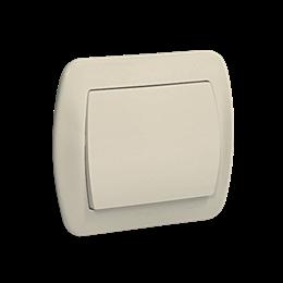 Łącznik jednobiegunowy beżowy 10AX-255441