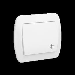 Łącznik krzyżowy biały 10AX-255506