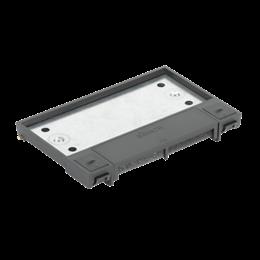 Pokrywa SF (element zapasowy) szary grafit-256009