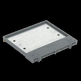 Pokrywa SF (element zapasowy) szary-256010