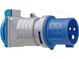Brennenstuhl Adapter CEE IP44 (wtyczka: CEE 230V/16A, gniazdo: 230/16A)-247872