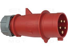 Brennenstuhl Wtyczka CEE z odwracaniem fazy 400V/32A IP44-247916