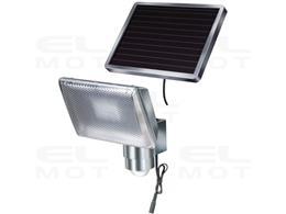 Lampa solarna Brennenstuhl SOL / Lampa solarna z czujnikiem ruchu do zastosowań zewnętrznych i panelem słonecznym (lampa solarna