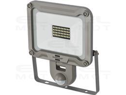 Brennenstuhl Kinkiet Zewnętrzny LED JARO 3000P / Oświetlenie zewnętrzne z czujnikiem ruchu (Naświetlacz LED na dom do montażu na