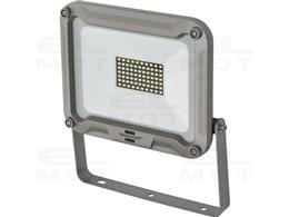 Brennenstuhl JARO 5000 Kinkiet Zewnętrzny /Reflektor LED do użytku zewnętrznego (Oświetlenie zewnętrzne do montażu na ścianie, N