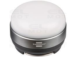 Brennenstuhl Latarka LED OLI 0200 (oświetlenie zewnętrzne / lampa kempingowa do użytku na zewnątrz, zasilana bateriami)-248833