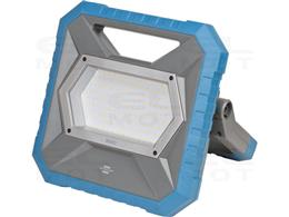 Brennenstuhl Reflektor LED BS 8050 MH / Lampa Robocza 80W (kompatybilny z systemem akumulatorowym Bosch Professional 18V, możliw