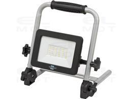 Brennenstuhl Mobilny reflektor LED EL 2000 MA / lampa robocza 20W do zastosowań wewnętrznych i zewnętrznych IP54 (reflektor budo
