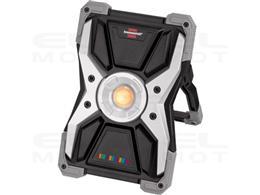 Brennenstuhl Lampa robocza LED RUFUS 15CRI 96 / Reflektor LED o wysokim współczynniku CRI (2700lm, dla malarzy, lakierników, prz